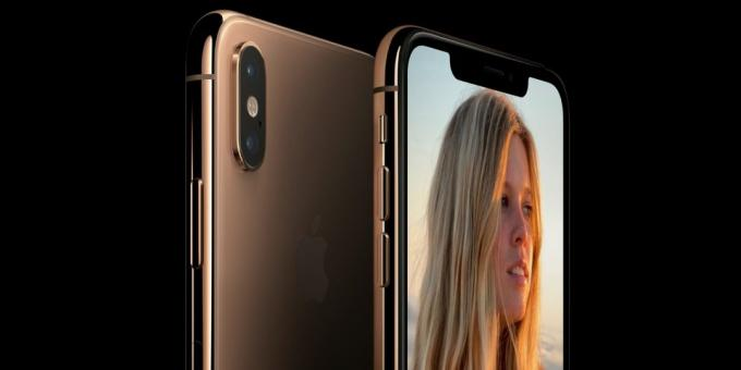 Nowy kolor iPhone Xs